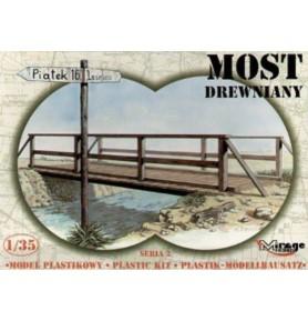 MIRAGE 35220 Most Drewniany