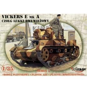 MIRAGE 35303 Lekki czołg Vickers E