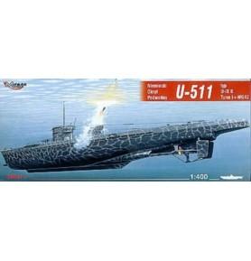 MIRAGE  40042 Okręt podwodny U-Boot U-511