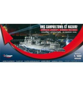 MIRAGE 400608 Niszczyciel HMS Campbeltown