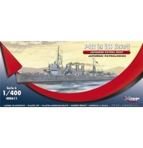 MIRAGE 400611 Niszczyciel P-102
