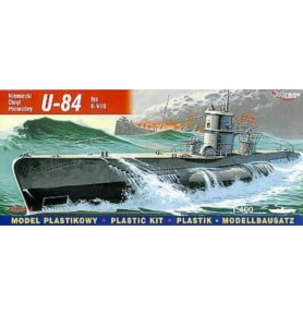 MIRAGE 40410 Okręt podwodny U-84