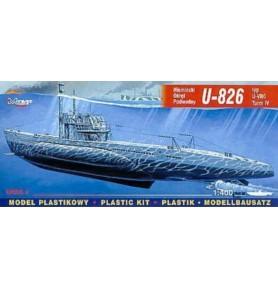 MIRAGE 40413 Okręt podwodny U-826