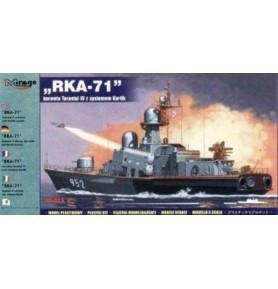 MIRAGE 40420 Okręt RKA-71 Tarantul IV
