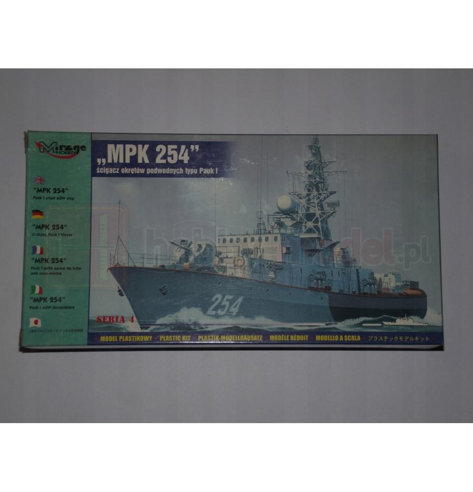 MIRAGE 40424 Okręt MPK 254 Pauk I