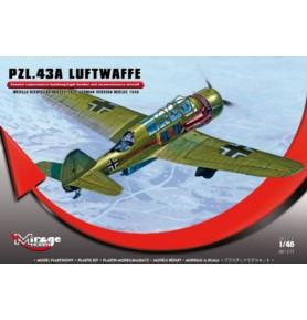 MIRAGE 481311 Samolot PZL 43A Luftwaffe