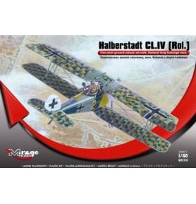MIRAGE 481314 Samolot Hablerstadt CL IV