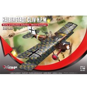 MIRAGE 481402 Samolot Halberstadt Cl.IV H.F.W.