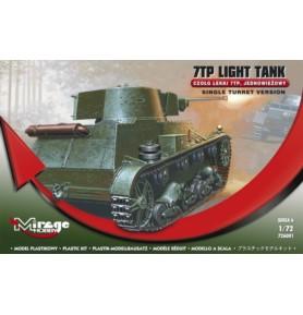 MIRAGE 726001 Czołg 7TP Jednowieżowy