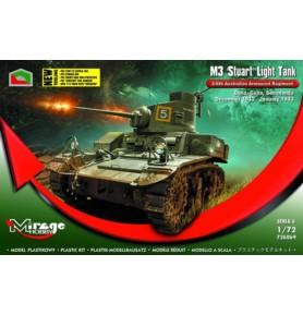 MIRAGE 726069 Czołg M3 Stuart Australia