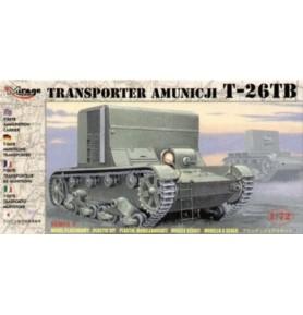 MIRAGE 72607 Czołg T-26TB