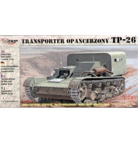 MIRAGE 72608 Transponter Opancerzony TP-26
