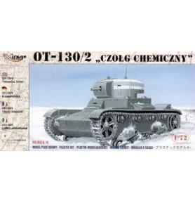 MIRAGE 72615 Czołg chemiczny OT-130/2
