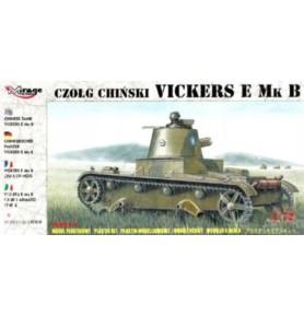 MIRAGE 72621 Czołg Vickers E Mk. B