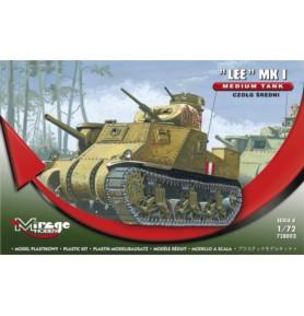MIRAGE 728002 Czołg średni Lee Mk I