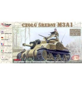 MIRAGE 72803 Czołg średni M3A1