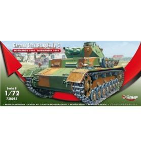 MIRAGE 728053 Czołg średni Pz. IV Normandia '44