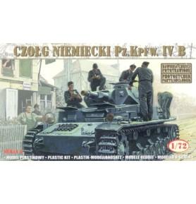 MIRAGE 72852 Czołg średni Pz. IV Panzerdivision '43