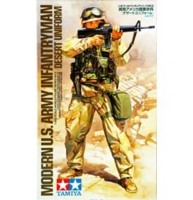 TAMIYA 36308 Figurki Nowoczesna piechota armii USA