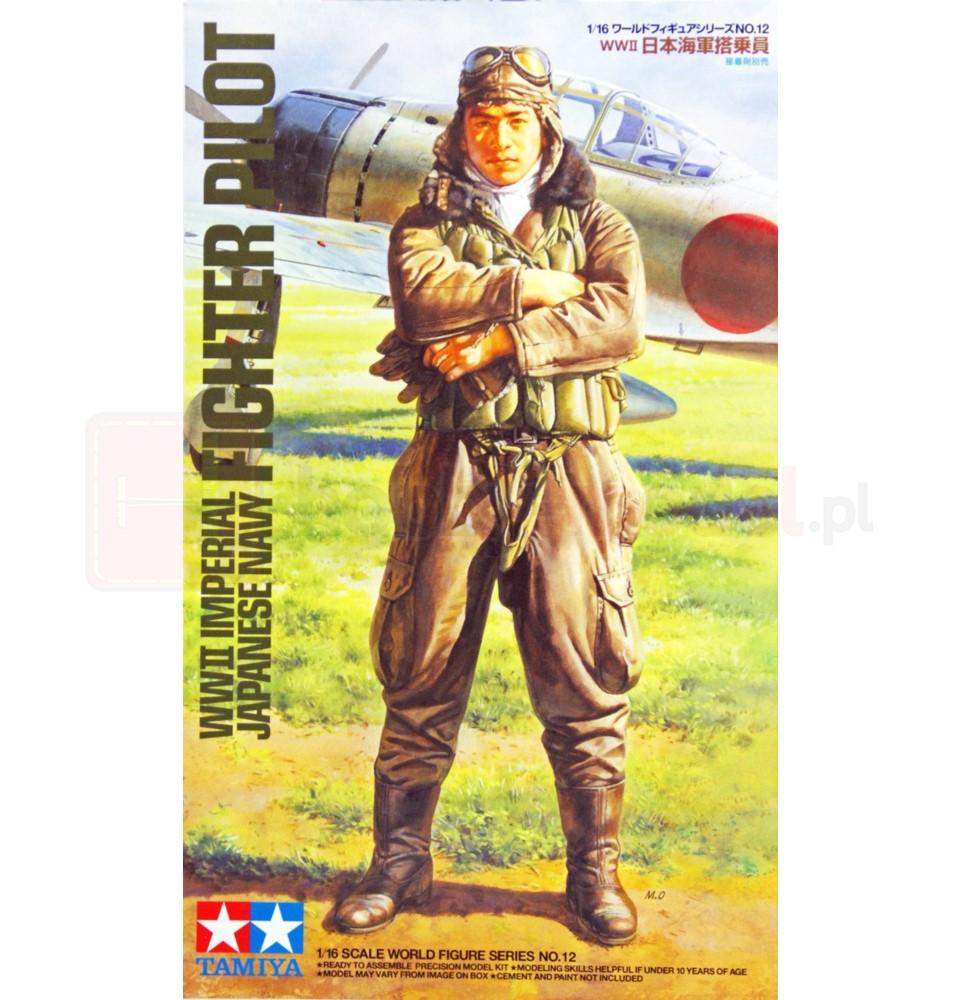 TAMIYA 36312 Figurki Japoński pilot