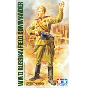 TAMIYA 36314 Figurki Rosyjski dowódca polowy