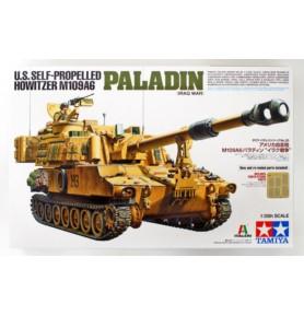 TAMIYA 37026 Haubica M109A6 Paladin (Iraq War)