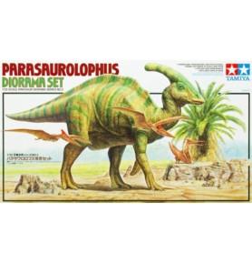 TAMIYA 60103 Zestaw dioramy parazaurolofa