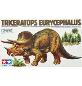 TAMIYA 60201 Figurki Triceratops Eurycephalus