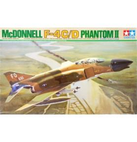 TAMIYA 60305 Myśliwsko-bombowy McDonnell Douglas F-4 C/D Phantom II