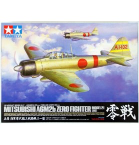 TAMIYA 60317 Myśliwiec Mitsubishi A6M2b Zero Fighter