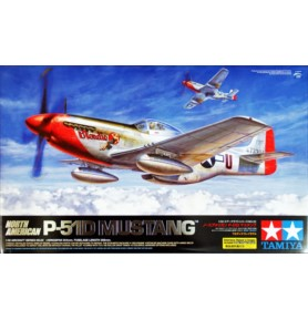 TAMIYA 60322 Myśliwiec North American P-51D Mustang