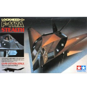TAMIYA 60703 Bombowiec Lockheed F-117A Stealth