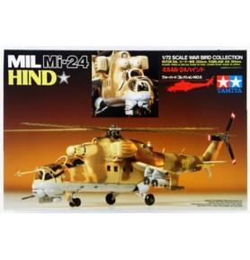 TAMIYA 60705 Śmigłowiec Mil Mi-24 Hind