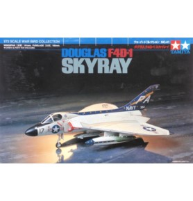 TAMIYA 60741 Myśliwiec Douglas F4D-1 Skyray