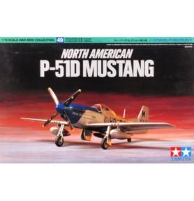TAMIYA 60749 Myśliwiec North American P-51D Mustang
