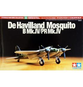 TAMIYA 60753 Wielozadaniowy De Havilland Mosquito B Mk.IV/PR Mk.IV