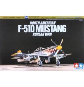 TAMIYA 60754 Myśliwiec North-American F-51D Mustang