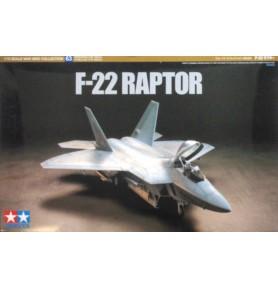 TAMIYA 60763 Myśliwiec F-22 Raptor