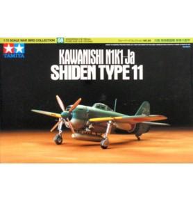 TAMIYA 60768 Myśliwiec Kawanishi N1K1-Ja Shiden Type 11