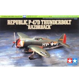 TAMIYA 60769 Myśliwiec Republic P-47D Thunderbolt Razorback