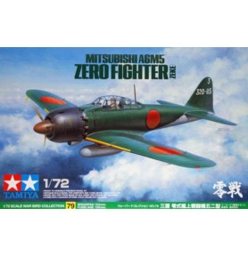 TAMIYA 60779 Myśliwiec Mitsubishi A6M5 Zero Fighter (Zeke)