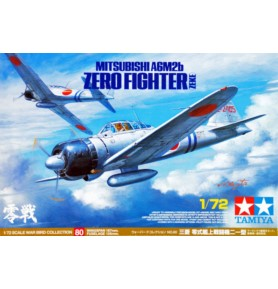 TAMIYA 60780 Myśliwiec Mitsubishi A6M2b Zero Fighter (Zeke)