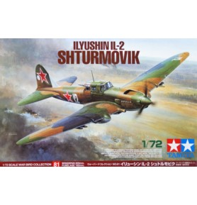 TAMIYA 60781 Szturmowiec Ilyushin IL-2 Shturmovik