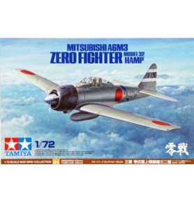 TAMIYA 60784 Myśliwiec Mitsubishi A6M3 Zero Fighter Model 32