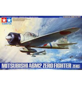 TAMIYA 61016 Myśliwiec Mitsubishi A6M2 Type 21 Zero Fighter