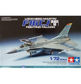 TAMIYA 60786 Myśliwiec F-16CJ (Block 50) Fighting Falcon
