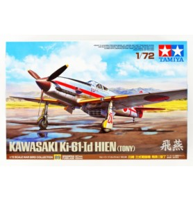 TAMIYA 60789 Myśliwiec Kawasaki Ki-61-Id Hien (Tony)