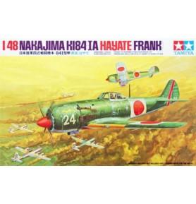 TAMIYA 61013 Myśliwiec Nakajima KI84-Ia Hayate (Frank)