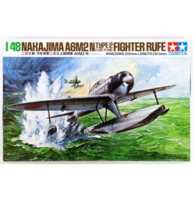 TAMIYA 61017 Wodnosamolot Nakajima A6M2-N
