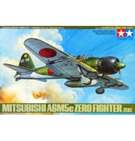TAMIYA 61027 Myśliwiec Mitsubishi A6M5c Type 52 Zero Fighter
